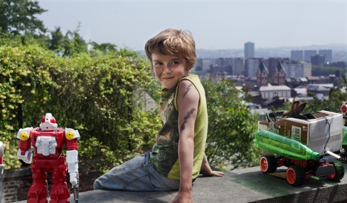 kadr z filmu Życie według Nino_ festiwal Kino Dzieci