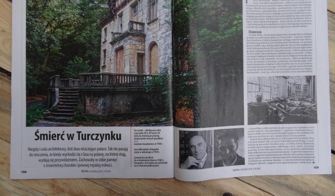 Smierc w Turczynku _Polityka